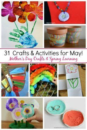 crafts activities  kids mothers day crafts