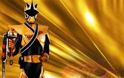 Rangers Ranger Power Samurai Gold Desktop Wallpapers