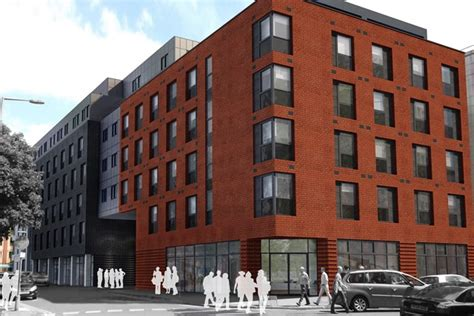 isg wins cardiff student rooms scheme