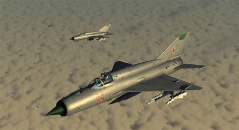MiG-21bis Cold Start-up Checklist