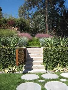 comment avoir un joli jardin en pente jolies idees en With jardin en pente que faire