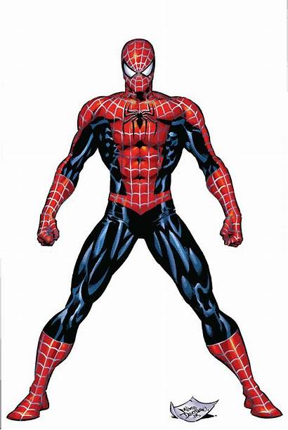 Spider Marvel Spiderman Deodato Mike Standing Dc