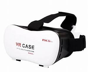 Virtuelle Realität Brille : 3d vr virtuelle realit t brille f r 3d film video und videospiel mit 4 bis 6 zoll smartphone ~ Orissabook.com Haus und Dekorationen