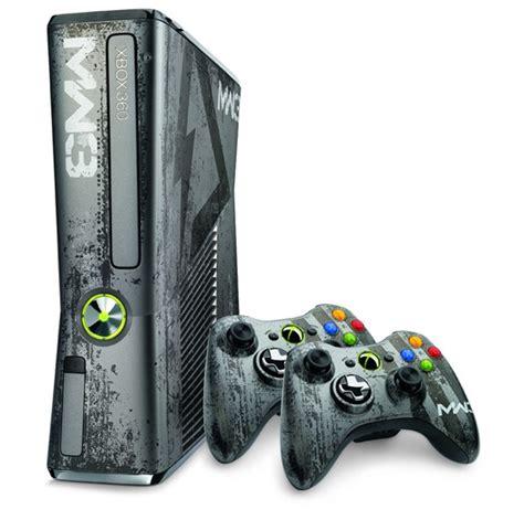 xbox  limited edition call  duty modern warfare