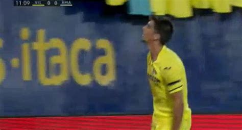 Real Madrid vs. Villarreal EN VIVO: GOL Gerard Moreno para ...