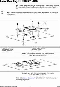 National Instruments 6211 Users Manual Ni Usb 6211  6218