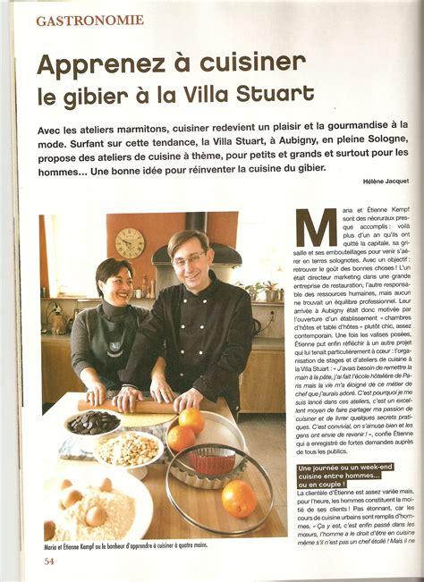 cuisiner le sanglier meilleures chambres d 39 hôtes et gite sologne berry villa