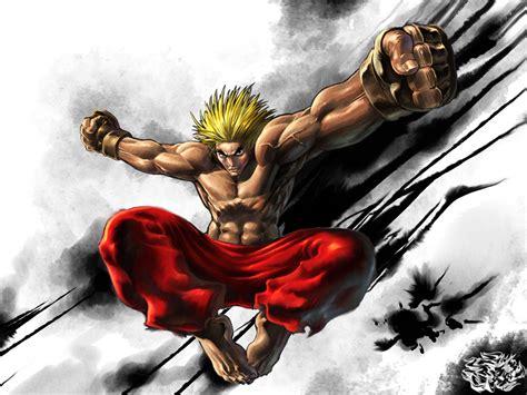 Street Fighter Ivken Color By Ilison On Deviantart