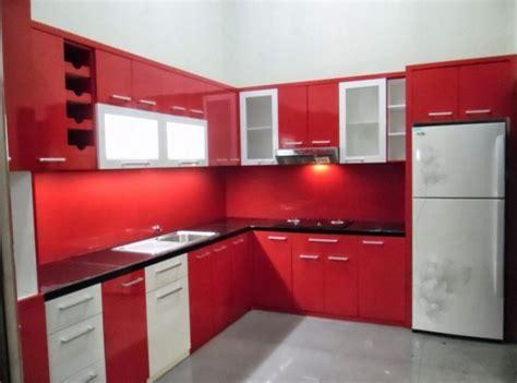 daftar harga  model kitchen set minimalis modern