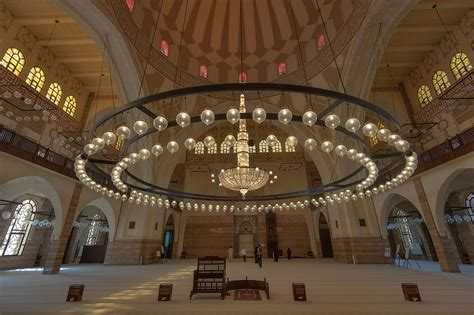 Mosque Chandelier by Photo 1543 01 Central Chandelier In Ahmed Al Fateh Mosque