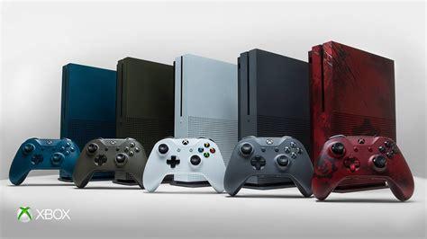 Xbox One S Nuevos Modelos ¿qué Color Te Gusta Más