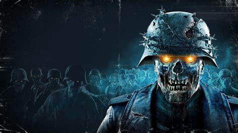 zombie 4k army war dead wallpapers hd ultra gameranx