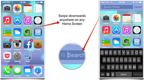 image search iphone how to access and use spotlight search on your iphone or
