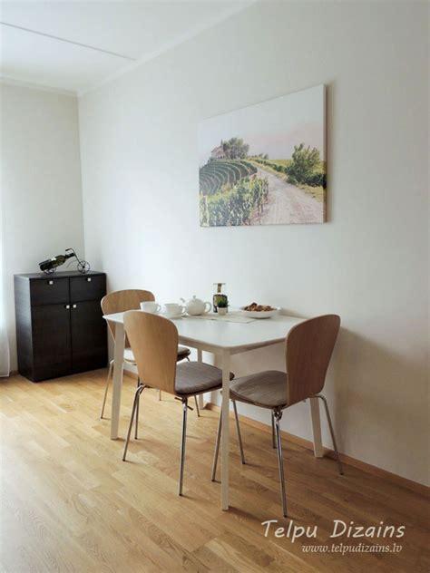 Interjera Dizains Vienistabas Dzīvoklim Jaunajā Projektā - Solitūdes Parks, Rīgā - Telpu Dizains