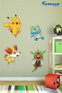 163 best images about kids diy bedroom fun ideas wall With pokemon wall decals