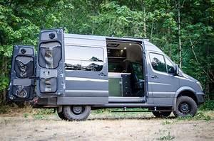 Outside Van Spr... Outside Van