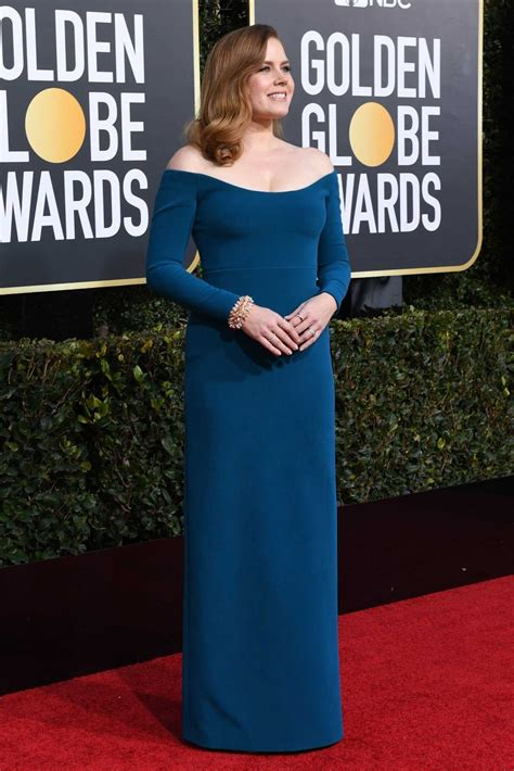 Amy adams (a nominee for vice and sharp objects) arrives at the 76th annual golden globe awards at the beverly hilton hotel on sunday, jan. Amy Adams Attends the 76th Annual Golden Globe Awards in ...