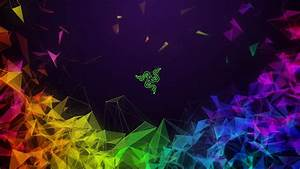 3840x2160, Razer, Colorful, Abstract, 4k, 4k, Hd, 4k, Wallpapers