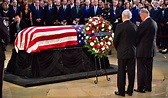 John McCain Funeral: Faux Unity Belies Real-Life Political ...