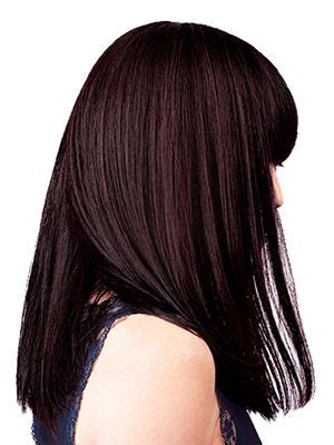 Rich Black Hair Color by Palermo Black Rich Black Hair Color With Hints Of