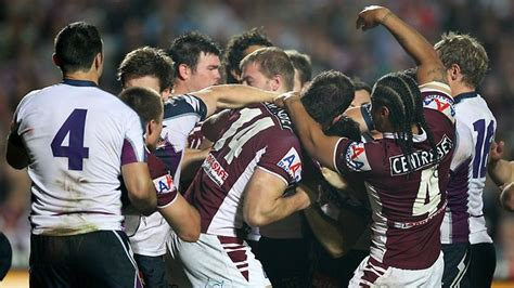 Read up on all the latest nrl news, from scores and results to team updates and fixtures. Manly v Storm brawl could face $100,000 in fines | The Australian News