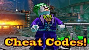 Lego Batman 3 Beyond Gotham Character Cheat Codes 1080p