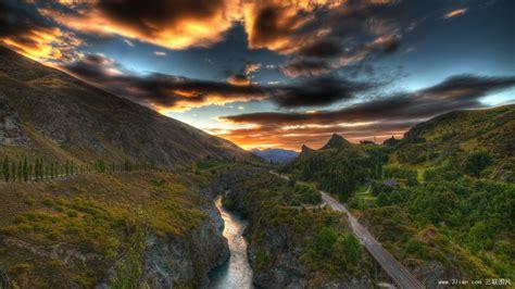 大自然神奇壮观风景图片