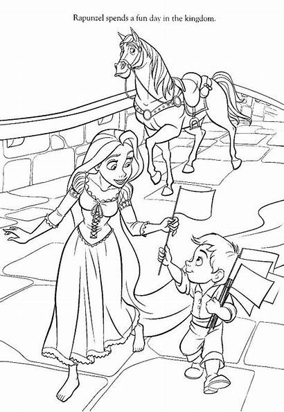 Gothel Mother Coloring Pages Tangled Getcolorings Colori