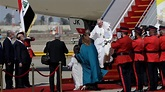 Pope Urges Iraq to Embrace Its Christians on Historic ...