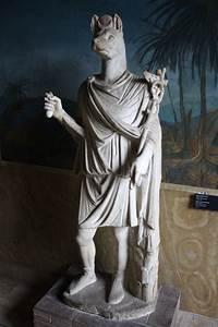 Roman Statue of Anubis (Illustration) - Ancient History ...