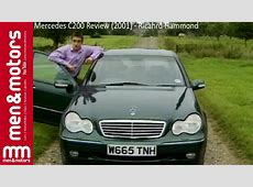 Mercedes C200 Review 2001 Richard Hammond YouTube