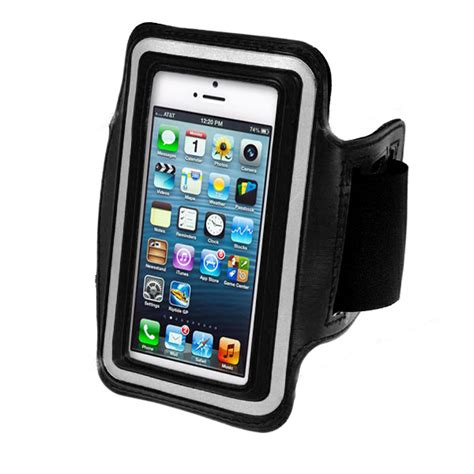 baut iphone 5g iphone 5 black new sports arm band holder for for apple iphone5
