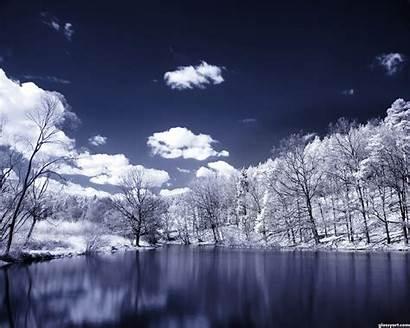 Winter Screensavers Desktop Scenes Background Backgrounds Wallpapers