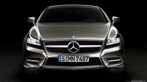 Mercedes Cls Class Backgrounds by Cars Desktop Wallpapers Mercedes Cls Class 2010