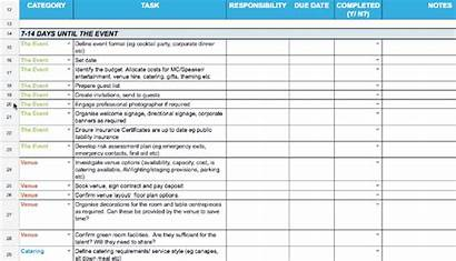 Planning Event Template Step Corporate Run Guide