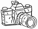 Camera Coloring Pages Cameras Drawing Colouring Kamera Sheets Simple Malvorlage Colorings Printable Adults Malvorlagan Books Popular Whitesbelfast Getdrawings Train Domain sketch template