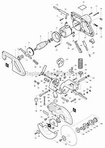 Makita Ls1011n Parts List And Diagram   Ereplacementparts Com