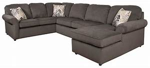 England malibu 5 6 seat right side chaise sectional sofa for 6 seater sectional sofa