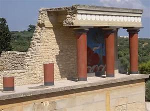 Knossos Palace Heraklion, Minoan Civilization, History of ...