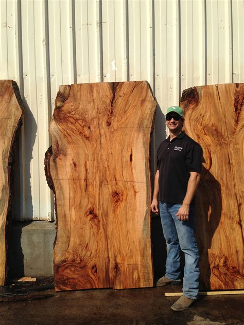 pin  jeff harden  natural edge wood slabs