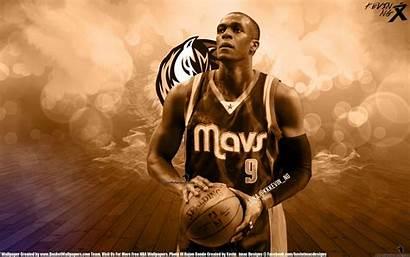 Mavericks Dallas Rondo Rajon Wallpapers Basketball Backgrounds