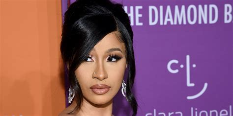 Cardi B responds to accidentally leaking her own nude