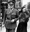 Randolph Churchill, son of Winston and Clementine married ...