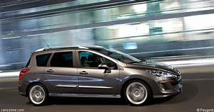 Peugeot Break 308 : peugeot 308 1 2008 2011 version break sw ~ Gottalentnigeria.com Avis de Voitures