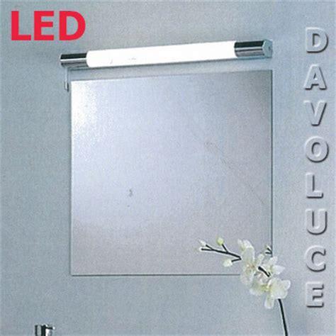 vanity 1 8w led wall light from davoluce lighting
