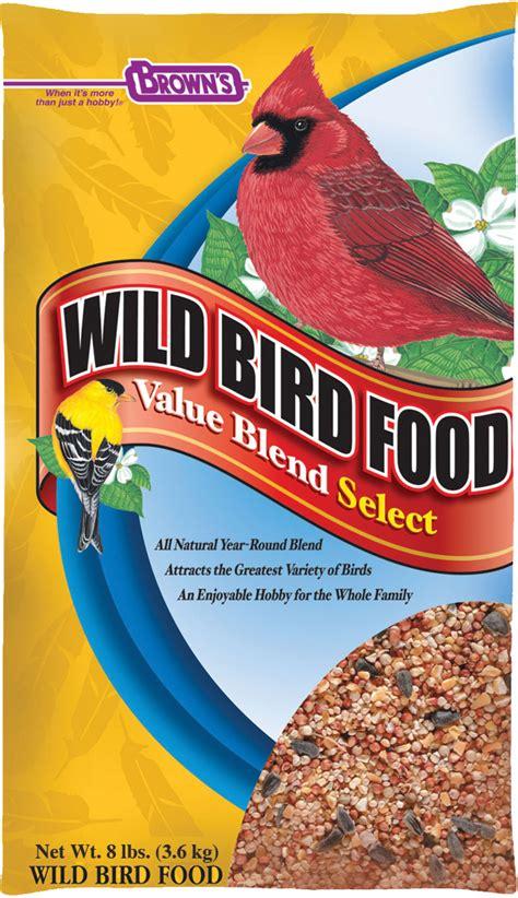 value blend select wild bird food value blend select