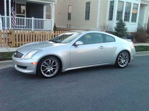 Coupes 15k by G Coupe On 350z Springs G35driver Infiniti G35 G37