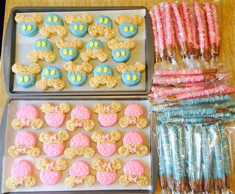 Gender reveal parties have become a huge event for both genders. 15 Gender Reveal Party Food Ideas to Celebrate Your New Baby
