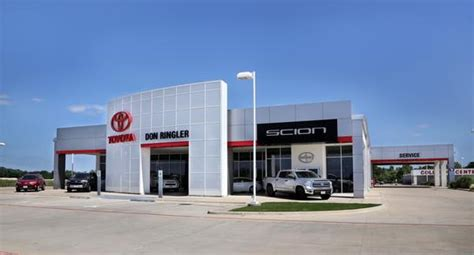 Don Ringler Chevrolettoyota  Temple, Tx 765031928 Car