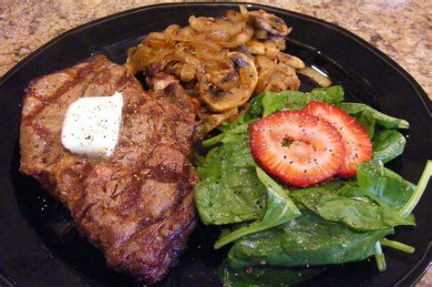 Pan-roasted Steak Dinner